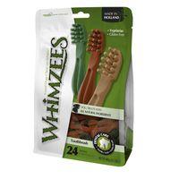 Whimzees Toothbrush/Zahnbürste S 360g/24 Stück