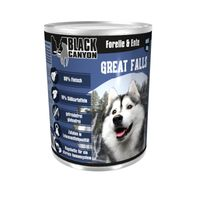 "Black Canyon ""Great Falls"" mit Forelle & Ente 12 x 410g"