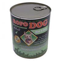 RopoDog Adult Rind & Gans 800 g