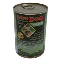 RopoDog Adult Rind & Gans 400 g