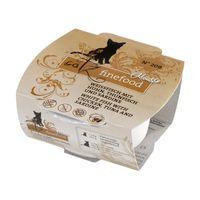 Catz finefood Mousse No. 209 Weißfisch mit Huhn, Thunfisch & Sardinen 100g