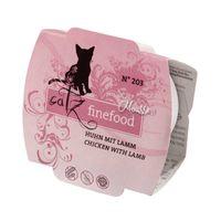 Catz finefood Mousse No. 203 Huhn & Lamm 100g