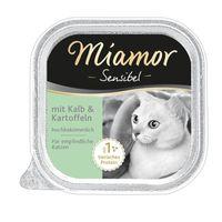 Miamor Sensibel Kalb & Kartoffel 100g