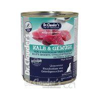 Dr. Clauders Selected Meat Kalb & Gemüse 800g