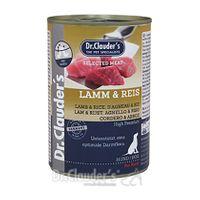 Dr. Clauders Selected Meat Lamm & Reis 400g