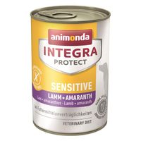 Animonda Integra Protect Sensitiv Lamm & Amaranth 400g