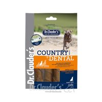 Dr. Clauders Snack Country Dental Ente - Medium Breed 120g