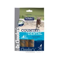 Dr. Clauders Snack Country Dental Fisch - Medium Breed 100g