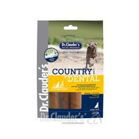 Dr. Clauders Snack Country Dental Huhn - Medium Breed 120g