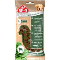 8in1 Dog Minis Lamb & Spinach 100 g