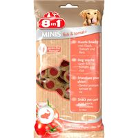 8in1 Dog Minis Fish & Tomato 100 g