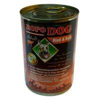 RopoDog Adult Rind & Kalb 400g