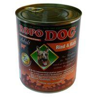 RopoDog Adult Rind & Kalb 800g