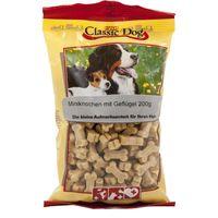 Classic Dog Snack Miniknochen mit Geflügel 200g