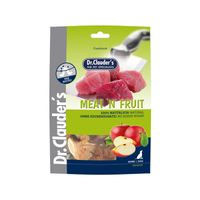 Dr. Clauders Meat 'N' Fruit - Apfel & Hühnchen 80g