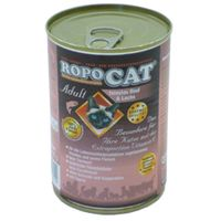 RopoCat Adult feinstes Rind & Lachs 400g