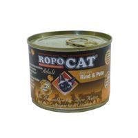 RopoCat Adult feinstes Rind & Pute 200g