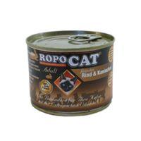 RopoCat Adult feinstes Rind & Kaninchen 200g