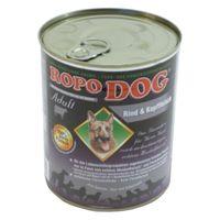 RopoDog Adult Rind & Kopffleisch 800g