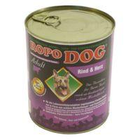 RopoDog Adult Rind & Herz 800 g