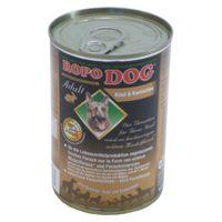 RopoDog Adult Rind & Kaninchen 400 g