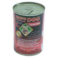 RopoDog Adult 5-Sorten Fleisch 400 g