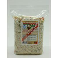 RopoDog Reisflocken-Mix mit Gemüse 1 kg