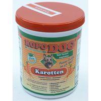 RopoDog Karotten Pellets 800g