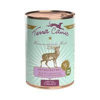 Terra Canis Sensitiv Wild mit Kartoffeln, Apfel & Preiselbeeren 400g