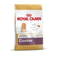Royal Canin Breed Cocker Junior 3kg