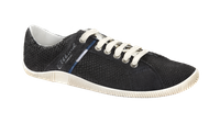 TAHITI I With the extremely soft and elastic salmon leather, the shoe fits like a glove. schwarz