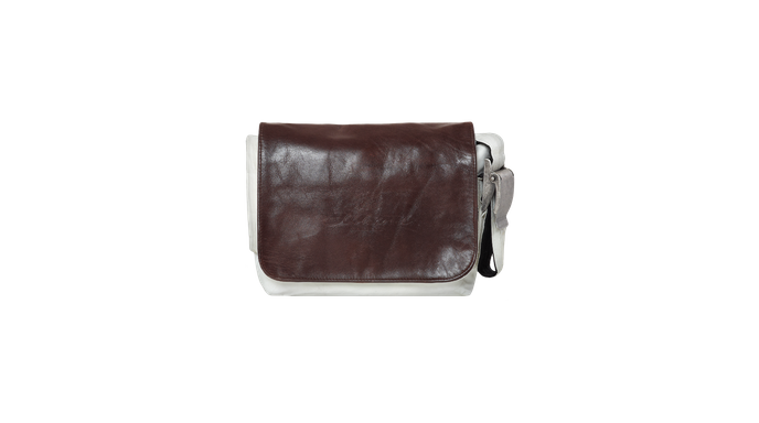 Messenger Classic Cowhide S brown Bild 1