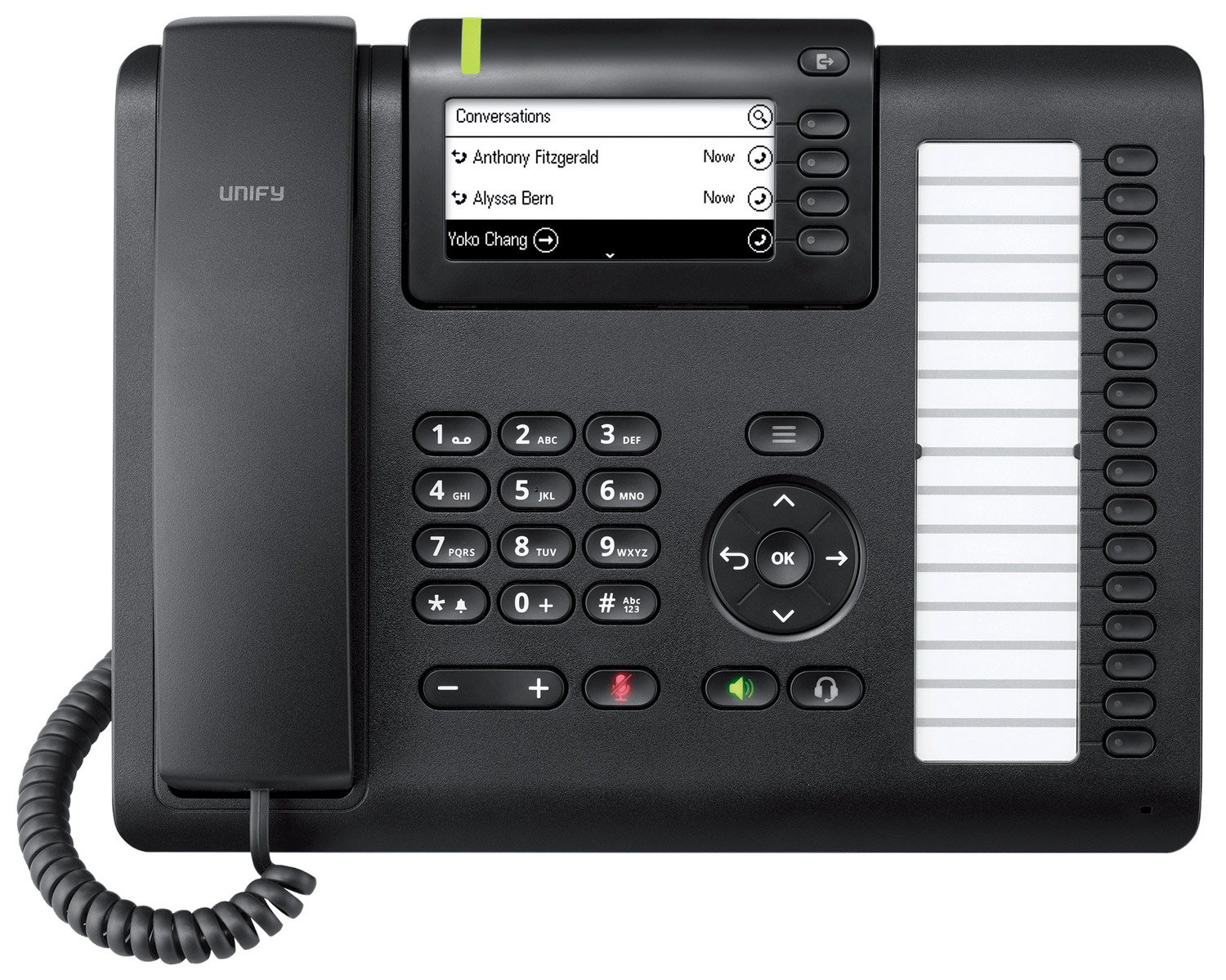 UNIFY OpenScape Desk Phone CP400 SIP L30250-F600-C427