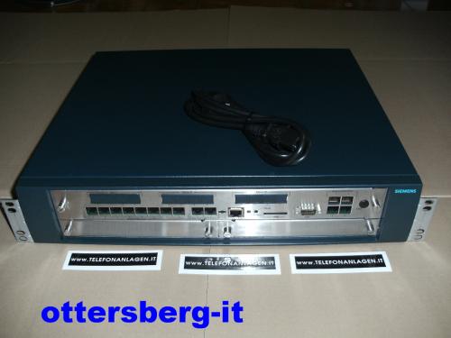 Siemens HiPath 3300 V9 inkl. EVM Voicemail gebraucht getestet aufgearbeitet
