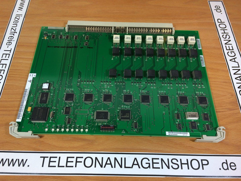 Siemens Baugruppe STMD 8x S0 für HiPath 3750 3700 Telefonanlagen - gebraucht getestet aufgearbeitet