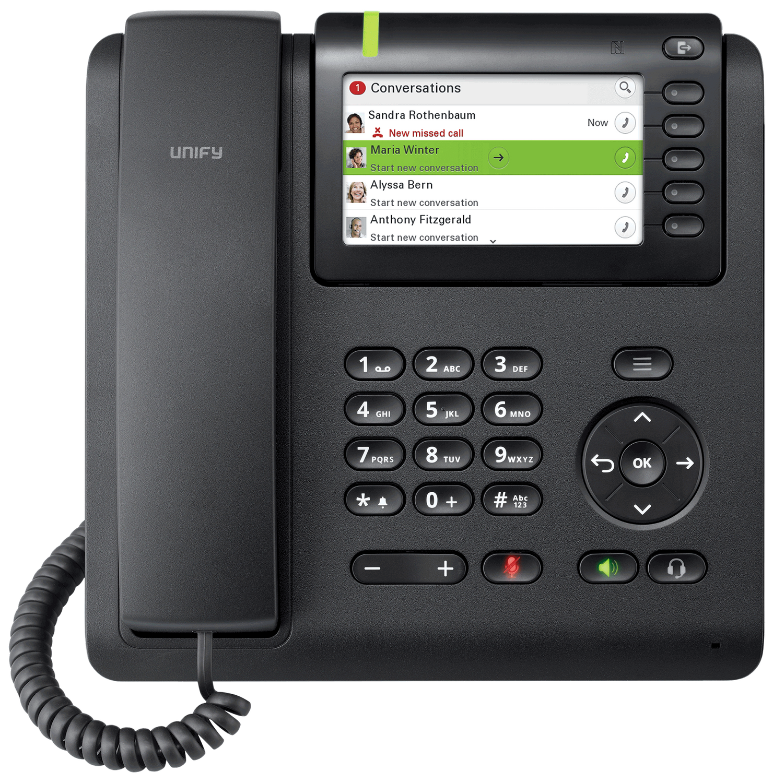 UNIFY OpenScape Desk Phone CP600 SIP L30250-F600-C428