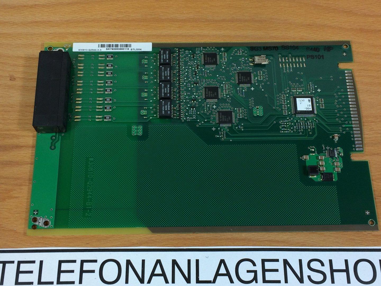 Siemens STLSX4 Baugruppe für HiPath 3350 / 3550 - gebraucht getestet