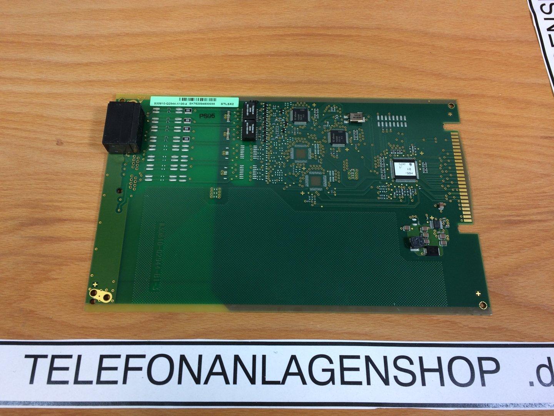Siemens STLSX2 Baugruppe für HiPath 3350 / 3550 - gebraucht getestet