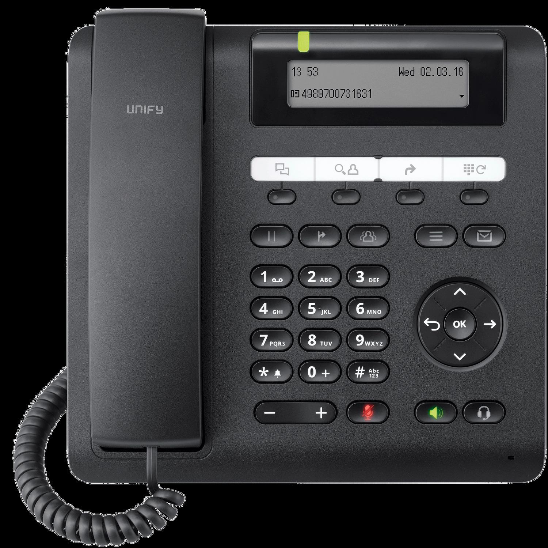 UNIFY OpenScape Desk Phone CP205 SIP L30250-F600-C432