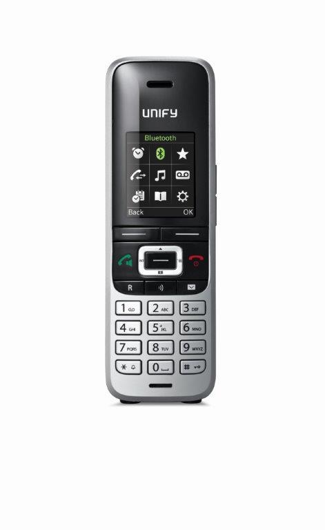 UNIFY OpenScape DECT Phone S5 Mobilteil ( OHNE Ladeschale ) L30250-F600-C500