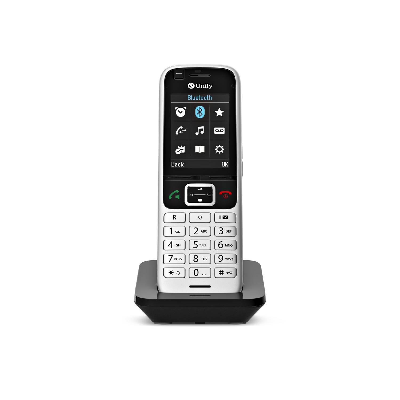 UNIFY OpenScape DECT Phone S6e L30250-F600-C533 mit S6 Ladeschale L30250-F600-C512
