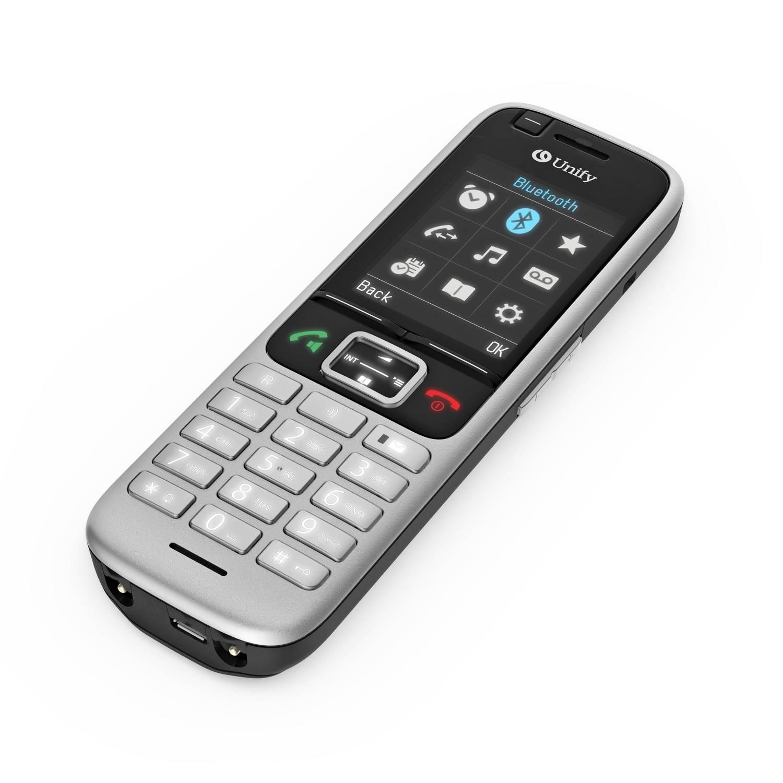 UNIFY OpenScape DECT Phone S6 Mobilteil ( OHNE Ladeschale ) L30250-F600-C510