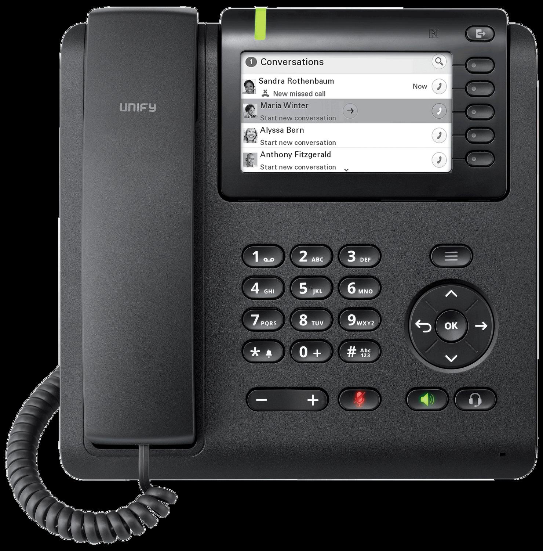 UNIFY OpenScape Desk Phone CP600E SIP L30250-F600-C433