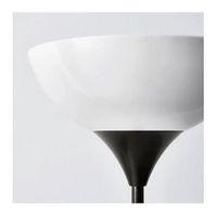 IKEA NOT Lámpara de pie, negro, blanco (A++) 004