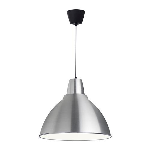 ikea foto h ngeleuchte aus aluminium 50cm a m bel wohnen lifestyle leuchten. Black Bedroom Furniture Sets. Home Design Ideas