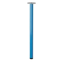 in blau; (70cm)