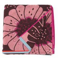 in rosa/bunt; 100% Baumwolle; (70x140cm)