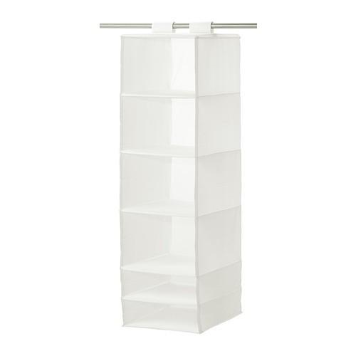 Ikea skubb aufbewahrung in wei 6 f cher h ngeaufbewahrung kleider schrank neu ebay - Hangeaufbewahrung kinderzimmer ...