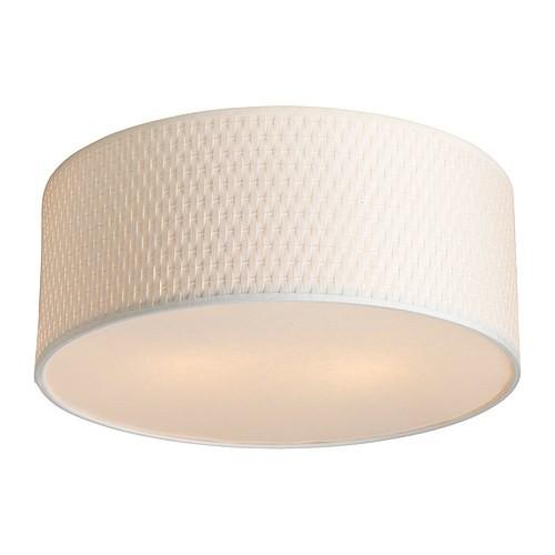 ikea al ng deckenleuchte in wei durchmesser 35cm deckenlampe beleuchtung ebay. Black Bedroom Furniture Sets. Home Design Ideas