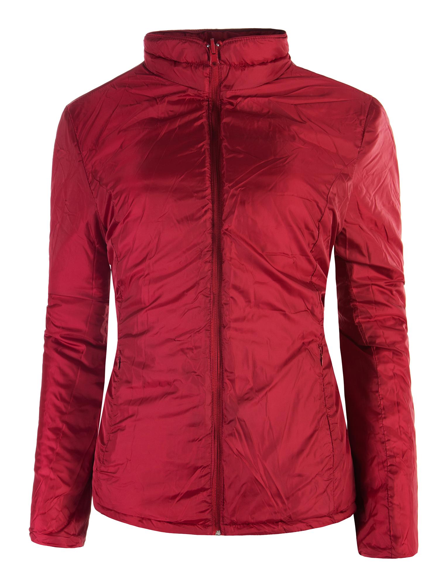 Details zu Damen Winter Mantel Jacke Steppjacke Parka Jacket Daunen Look Winterjacke P075